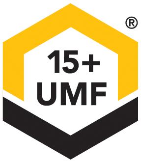 UMF registrirana oznaka 15+